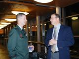 Visit of Major General Don T. Riley, US Army Corps of Engineers, CITRIS museum, Oct. 8, 2009