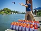 Floating Sensor fleet, Walnut Grove, May 09 2012 Part 2