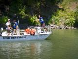 On the boat, Walnut Grove, May 09 2012 Part 2