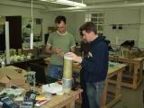 Andrew, Martin, and Matt debugging Gen2 zigbee.